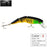 1Ps Minnow Artificial Bait For Sea Fishing Wobblers Lifelike Fishing Lure 3-JK Outdoor-C3 1PCS-Bargain Bait Box