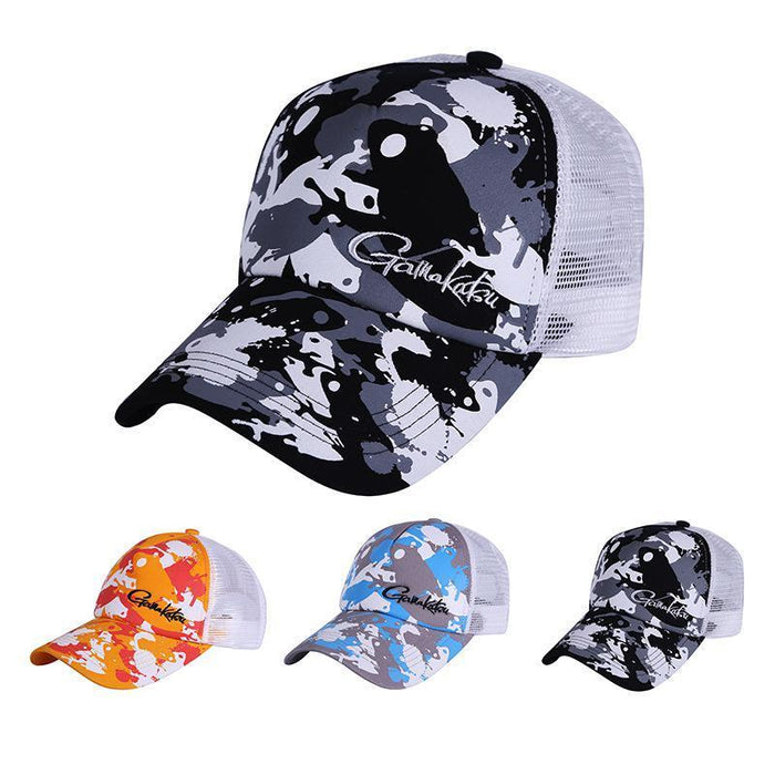 2019 Daiwa Fishing Cap Hat Sun Outdoor Sprots Breathable Anti Uv Man-Fishing Caps-Interesting Fishing Store-Black-One Size-Bargain Bait Box