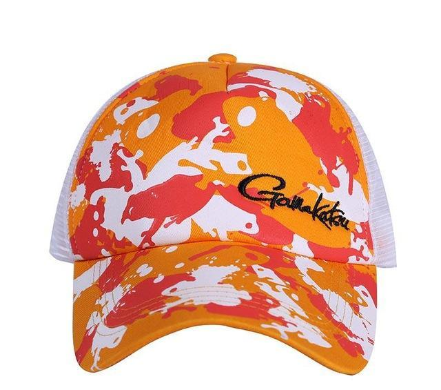 2019 Daiwa Fishing Cap Hat Sun Outdoor Sprots Breathable Anti Uv Man-Fishing Caps-Interesting Fishing Store-Yellow-One Size-Bargain Bait Box