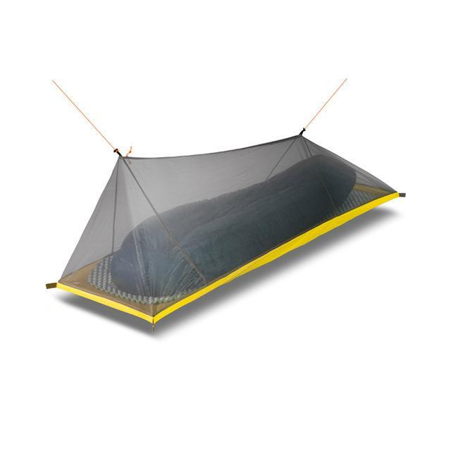 260G Ultralight Outdoor Camping Tent Summer 1 Single Person Mesh Tent 4-Tents-JY Outdoor Equipment Store-3 season-Bargain Bait Box