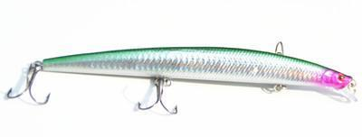 26G Hard Fishing Lure Wobblers Laser Painted Minnow Lure Big Game Isca-Musky & Pike Baits-Bargain Bait Box-8-Bargain Bait Box