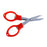 3 Colors Stainless Steel Foldable Fishing Scissors Lure Hook Remover Cutter Carp-Splendidness-Red-Bargain Bait Box