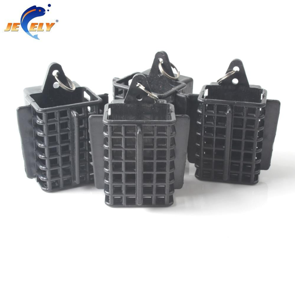 30G 40G 70G 80G Carp Fishing Lead Sinker Bait Cage Feeder-Fishing Bait & Chum Containers-Bargain Bait Box-30g-Bargain Bait Box