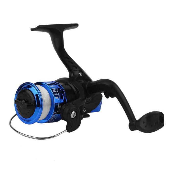 3+1Bb Ball Bearing Fishing Reel Gear Ratio 5.1: 1 Spinning Reel With Line-Spinning Reels-Outdoor Fan Zone Store-Gold-Bargain Bait Box
