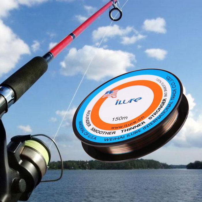 3#/4# 150M Fishing Line Braided Wire Multifilament Fishing Line Diameter 0.28~-easygoing4-AS SHOW-3.0-Bargain Bait Box