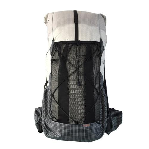 35L 45L Lightweight Durable Travel Camping Hiking Backpack Outdoor Ultralight-Climbing Bags-AliExpress UL Gear Outdoor Store-UHMWPE White M-Bargain Bait Box