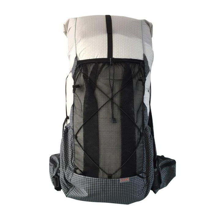 35L 45L Lightweight Durable Travel Camping Hiking Backpack Outdoor Ultralight-Climbing Bags-AliExpress UL Gear Outdoor Store-XPAC White S-Bargain Bait Box