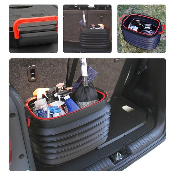 37L Big Capacity Outdoor Tool Camping Washing Car Folding Fishing Telescopic-GoteCool Outdoor Store-Bargain Bait Box