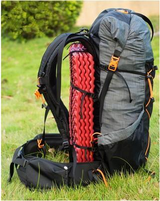 4f173dec3ebc 3F Ul Gear Water-Resistant Hiking Backpack Lightweight Camping Pack Travel