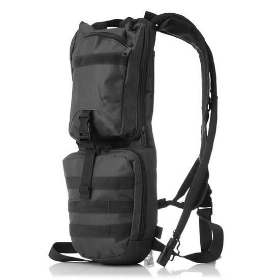 3L Water Bag Military Tactical Hydration Backpack Sports Climbing Mini  Bicycle