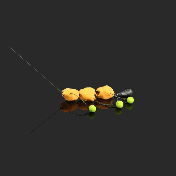 3Pcs/Lot 15G 20G 25G High Quality Capture Off Ability Fishing Hook Explosion-FISH KING First franchised Store-15g-Bargain Bait Box