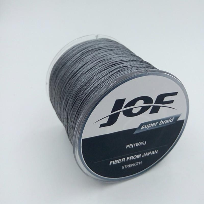 4 Strands 500M Super Strong Japan Multifilament 100% Pe Braided Fishing Line 8-Mr. Fish Store-Multi-0.6-Bargain Bait Box