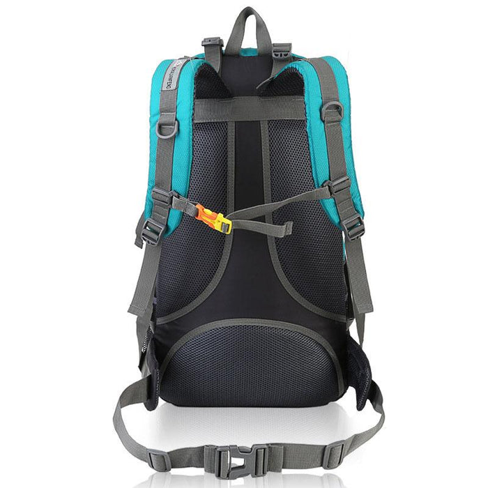 40L 50L 60L Outdoor Waterproof Bags Backpack Men Mountain Climbing Sports-Climbing Bags-ProfessionalSports Store-Orange 40L-50 - 70L-Bargain Bait Box