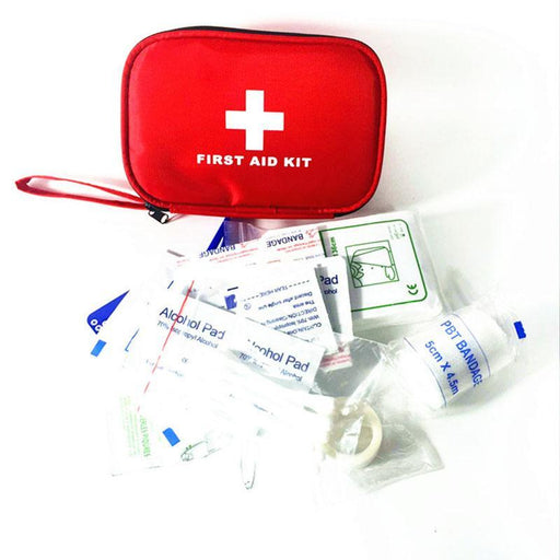 41Pcs/Pack Safe Camping Car Mini First Aid Kit Medical Emergency Pouch Kit-Emergency Tools & Kits-Bargain Bait Box-Bargain Bait Box