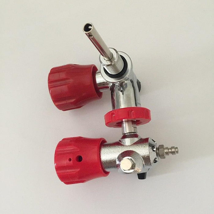 4500Psi Pcp Refill Kit Hp Valve With Filling Station & Hose For High Pressure-HongKong MillionMax Store-Bargain Bait Box
