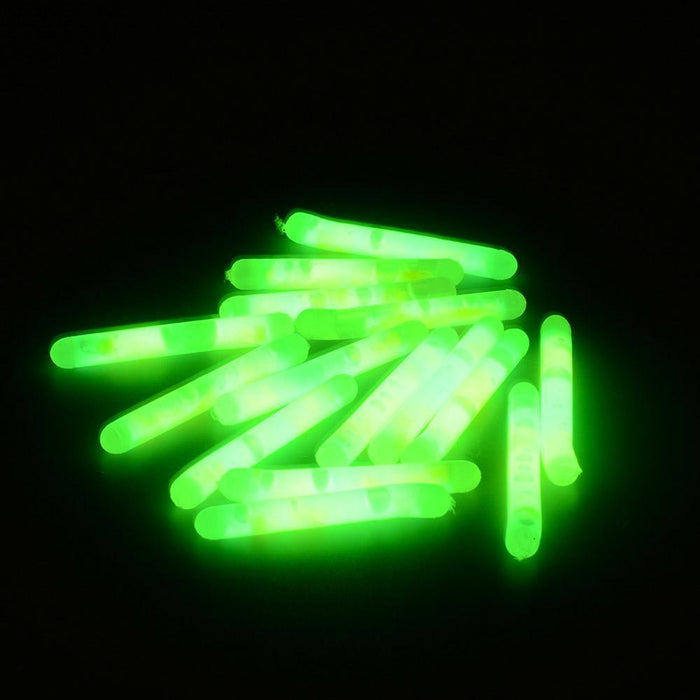 4.5*37Mm Fishing Fluorescent Lightstick Light Night Float Rod Lights Dark Glow-Glow Sticks-Bargain Bait Box-5Pcs 15M-Bargain Bait Box