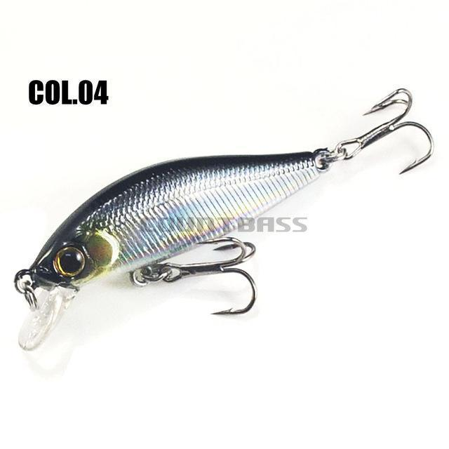 45Mm 3.1G Hard Lures, Sinking Minnow, Wobblers, Angler Lure For Fishing,-countbass Official Store-04-Bargain Bait Box