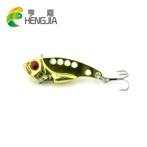 4Cm 7G Hard Metal Vib Catifsh Fishing Baits Musky Fishing-Blade Baits-Bargain Bait Box-as the picture-Bargain Bait Box