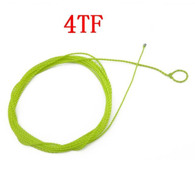 4Ft/5Ft/6Ft Forward Floating Fly Line Fly Fishing Line Shooting Headline-Ziyaco Online Store-4TF-Bargain Bait Box