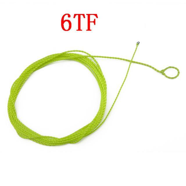 4Ft/5Ft/6Ft Forward Floating Fly Line Fly Fishing Line Shooting Headline-Ziyaco Online Store-6TF-Bargain Bait Box