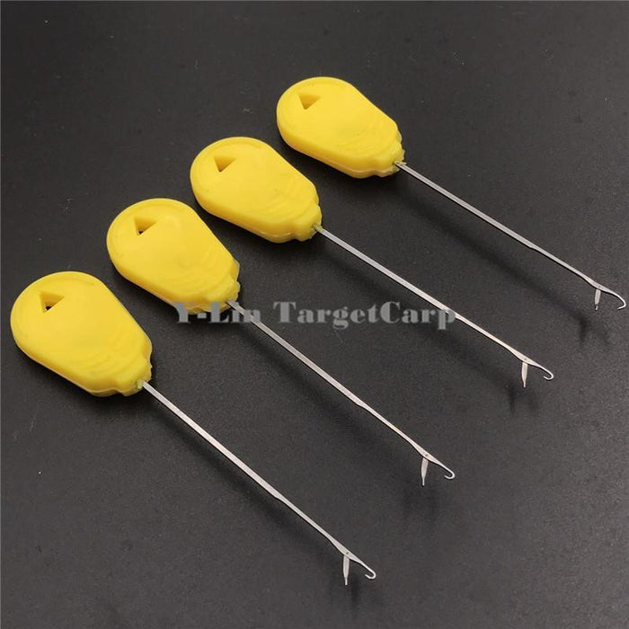 4Pcs Carp Fishing Chod Hair Rig Making Tools Splicing Needles Boilie Drill-Y-LIN TargetCarp Store-14 CM-Bargain Bait Box