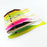 4Pcs/Lot 6.5G/9.6Cm Soft Bait Fish Fishing Soft Shad 3D Eyes Soft Silicone-Unrigged Plastic Swimbaits-Bargain Bait Box-Color A-Bargain Bait Box