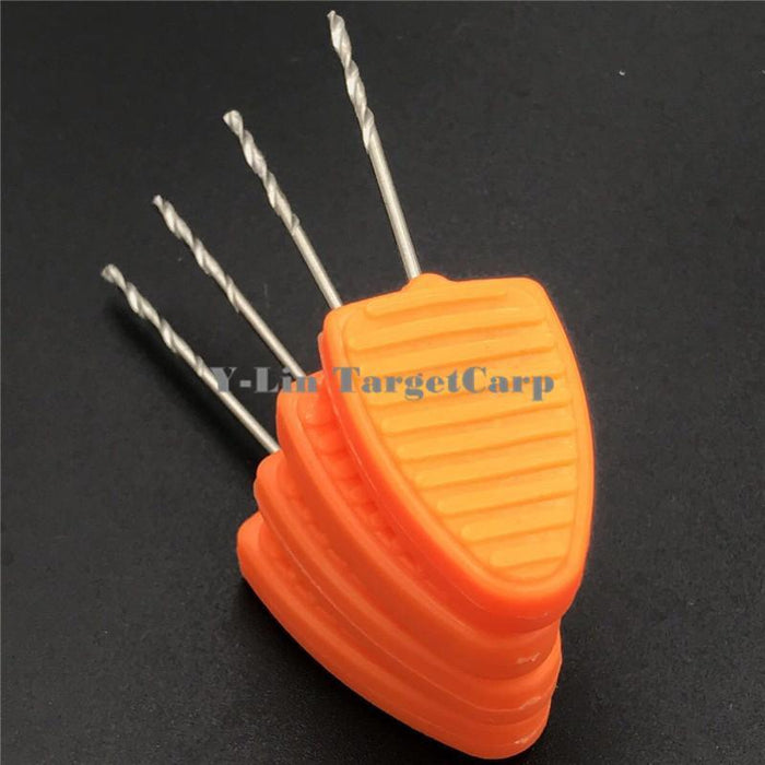 4X Carp Fishing Baiting Needles Splicing Needles Knot Puller Scissors Boilies-Y-LIN TargetCarp Store-4pcs drills-Bargain Bait Box