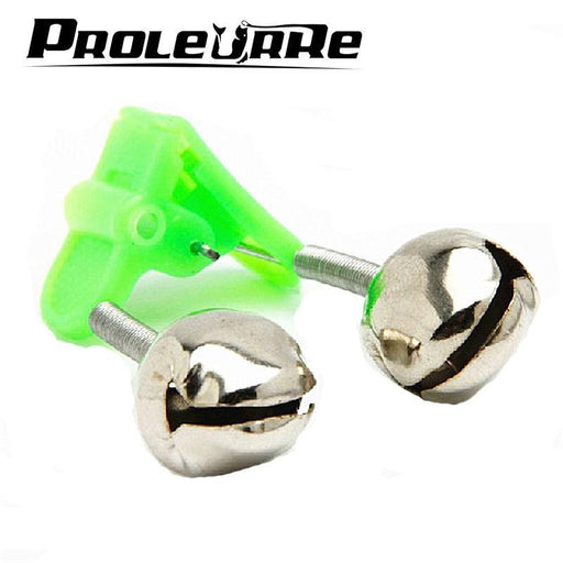 5 Pcs/Lot Bite Alarms Fishing Rod Bells Fishing Accessory Rod Clamp Tip Clip-PROLEURRE FISHING Store-Bargain Bait Box
