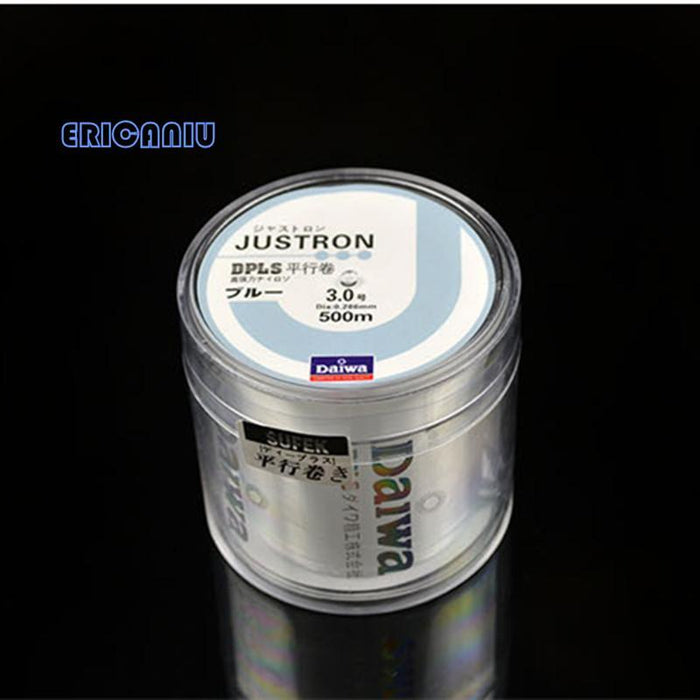 500M Fishing Line Japan Multifilament Fishing Line 100% Pe Braided Fishing-ERICANIU 0607 Store-0.8-Bargain Bait Box