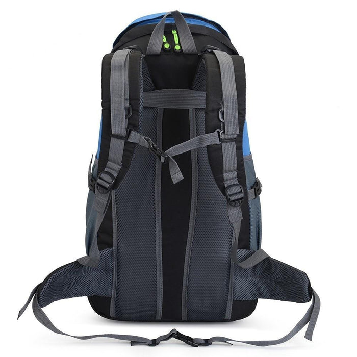 50L Camping Backpack Hiking Waterproof Trekking Bag Man/Woman Outdoor Travel-Climbing Bags-Outdoor Explorer Club Store-Black-China-Bargain Bait Box