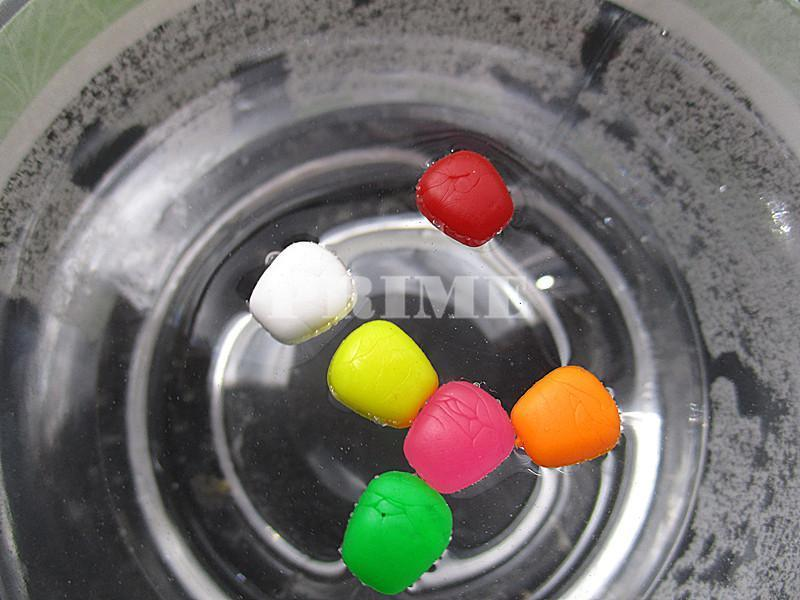 50Pcs/Lot Carp Fishing Corn Floating Artifical Bait Maize Floating Lures-Y-LIN TargetCarp Store-White-Bargain Bait Box