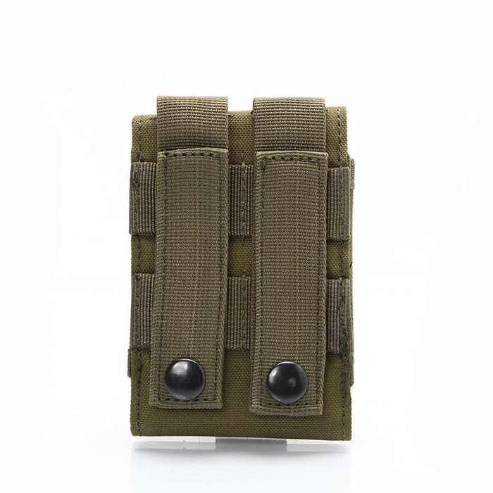 5.5-6.0 Inches Holster Molle Army Camo Camouflage Bag Hook Loop Belt Holster-To Be Well Store-1-Bargain Bait Box