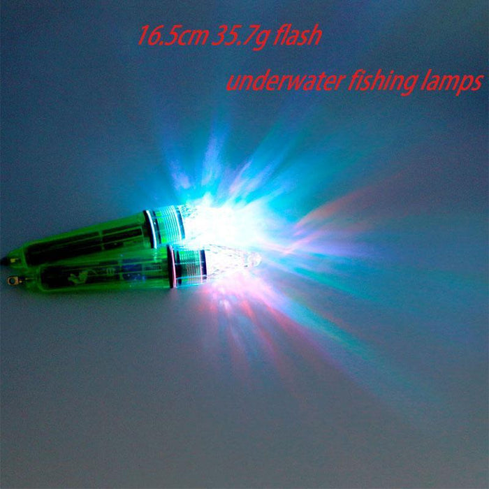 5Pcs 16.5G 35.7G Plastic Flash Fishing Lamps Sea Underwater Fishing Lights Musky-Underwater Lights-Bargain Bait Box-Bargain Bait Box