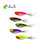 5Pcs Hard Metal Vib Sea Sinking Sequins Fishing Baits Fishing-Blade Baits-Bargain Bait Box-Bargain Bait Box