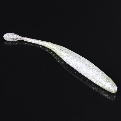 5Pcs Soft Shad T Tail Perfect Swimming Action Salt Water Fish Swimbaits For-Unrigged Plastic Swimbaits-Bargain Bait Box-5pcs 1-Bargain Bait Box