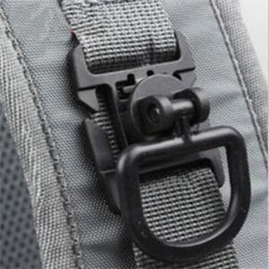 5Pcs Sternum Strap System Swivel 360C D-Ring Rotation Refined Plastic Backpack-BoBo Chou Store-Bargain Bait Box