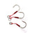 5Pcs/Lot Stainless Steel Jigging Spoon Fishing Hook With With Feather And Ring-MC&LURE Store-10-Bargain Bait Box