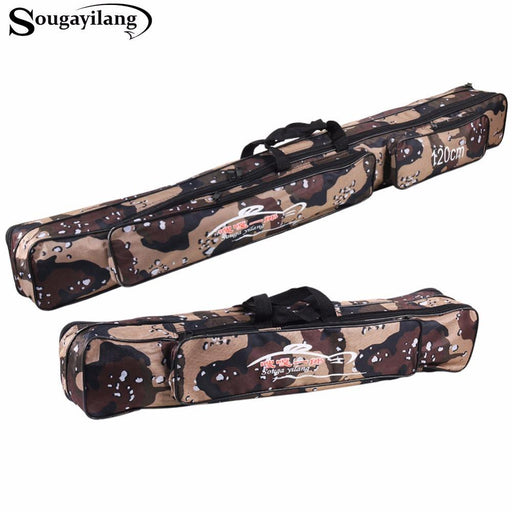 80/120Cm Portable Fishing Rod Bag Fishing Large Capacity Multi-Purpose Bag-Fishing Rod Bags & Cases-Bargain Bait Box-120cm-Bargain Bait Box