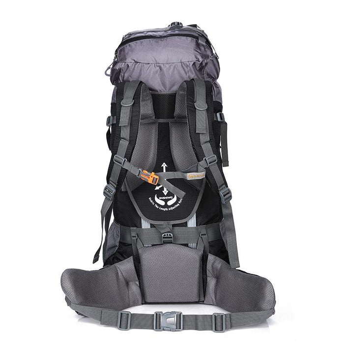 80L Large Capacity Outdoor Backpack Camping Travel Bag Professional Hiking-Dream outdoor Store-Black A-Bargain Bait Box