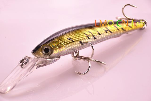88G 180Cm Hard Fishing Lure Ultimate Big Game Lure Tight Wobble Slow Floating-Musky & Pike Baits-Bargain Bait Box-Light Yellow-Bargain Bait Box