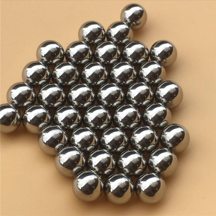 8Mm Stainless Steel Balls For Hunting Slingshot Pocket Sling Shots 200Pcs/Lot-Extreme outdoors Store-Bargain Bait Box