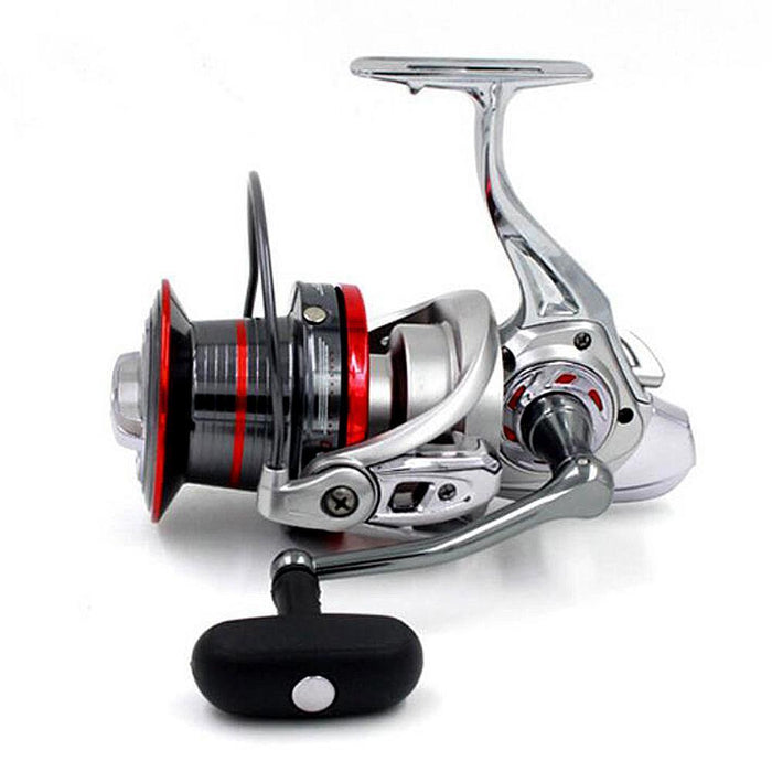 9000/ 10000/ 12000 Size Full Metal Spool Jigging Trolling Long Shot Casting-Spinning Reels-HUDA Outdoor Equipment Store-9000 Series-Bargain Bait Box