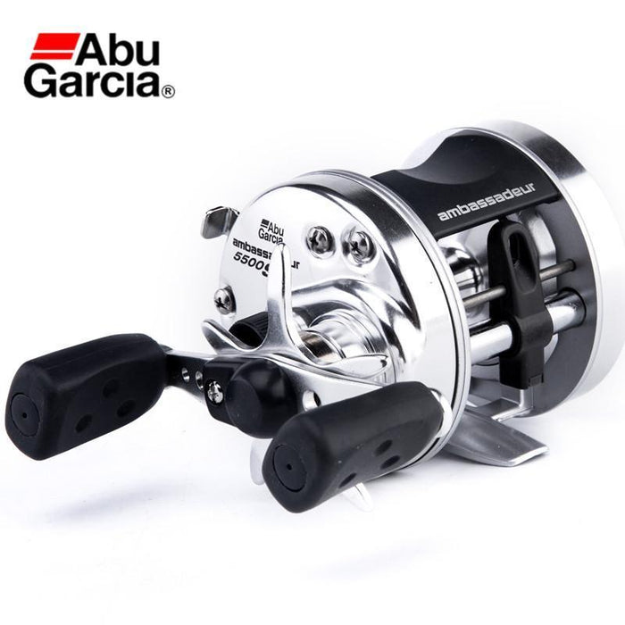 Abu Garcia Amb-S 2Bb 5.1:1 Drag 4.95Kg Baitcasting Reel Ambassadeur Fishing Reel-Baitcasting Reels-Cycling & Fishing Store-Left Hand-Bargain Bait Box