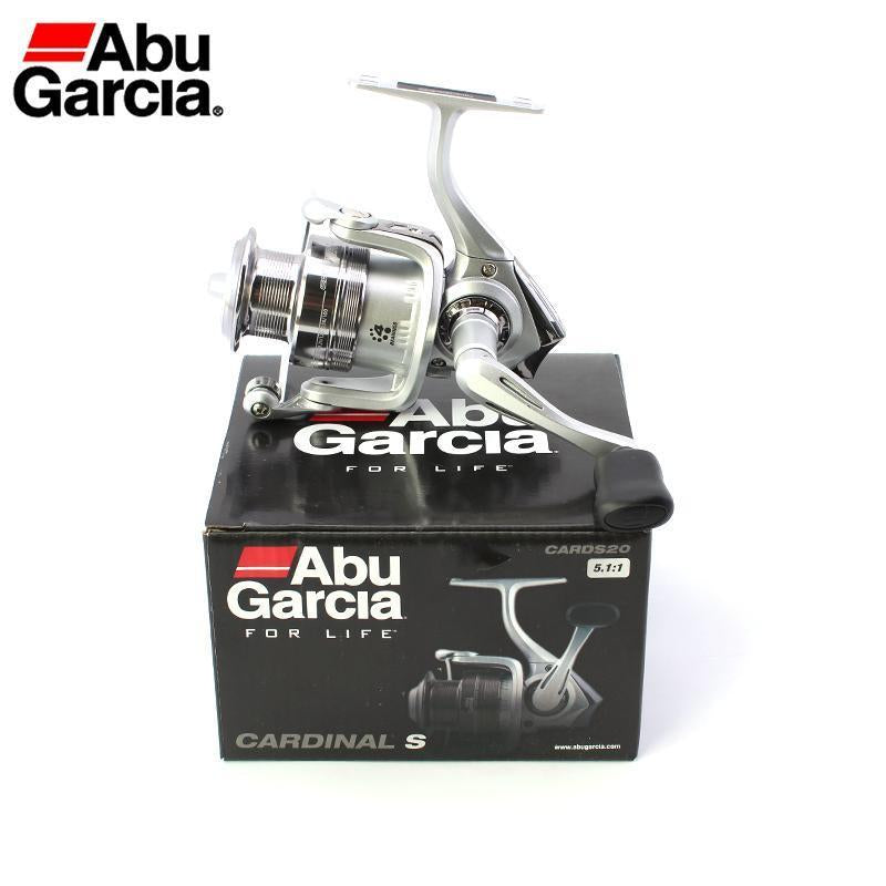 Abu Garcia Brand Card 1000 - 4000 4Bb Fishing Spinning Reel Freshwater Fishing-Spinning Reels-Go-Fishing Store-1000 Series-Bargain Bait Box