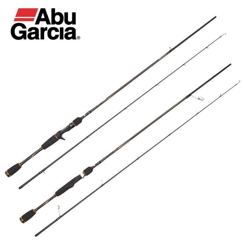 Abu Garcia Brand Rod Carbon Casting Rod Pmax Spinning Rod 2.01M 2 Sections-Spinning Rods-AOTSURI Fishing Tackle Store-White-Bargain Bait Box