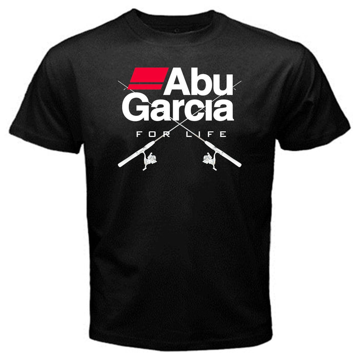 Abu Garcia Dufresne And Redding Fishinger Galveston Panama T Shirt Short-Shirts-Bargain Bait Box-Black-S-Bargain Bait Box