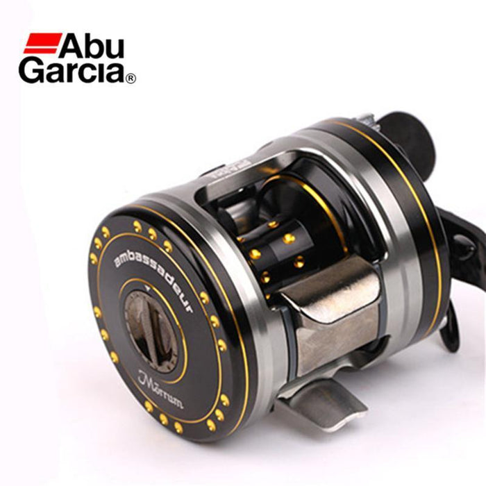 Abu Garcia Morrum Zx 10Bb+1Rb 6.3:1 Drag 5Kg Baitcasting Reel Saltwater-Baitcasting Reels-Angler & Cyclist's Store-Left Hand-Bargain Bait Box