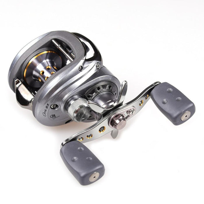 Abu Garcia Orra Sx Baitcasting Reel Low Profile 7+1Bb Fishing Reels-Baitcasting Reels-AOTSURI Fishing Tackle Store-Gold-Bargain Bait Box