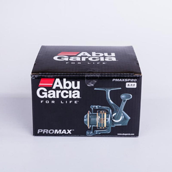 Abu Garcia Pmax 500-4000 Series Spinning Reel 6+1Bb 5.2:1/5.1:1 Pre-Loading-Spinning Reels-Cycling & Fishing Store-1000 Series-Bargain Bait Box
