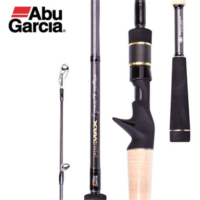 Abu Garcia Pmax Pro Max Spinning/Casting Fishing Lure Rod Pole 2 Sections-Spinning Rods-Cycling & Fishing Store-White-Bargain Bait Box